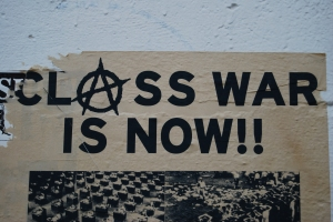 Class_war_is_now!_Poster