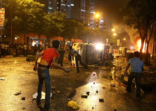 SINGAPORE-CRIME-RIOT-UNREST